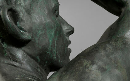 Auguste Rodin, Man's Awakening or The Age of Bronze